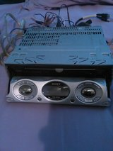 sony digital fold out face cd player xm ready in Fort Leonard Wood, Missouri