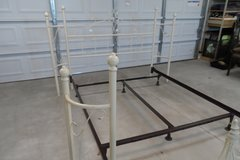 Beautiful Queen Wrought Iron/Metal Bed Frame in Vacaville, California