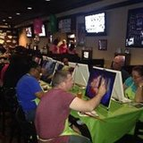Some Where In Augusta Sports Bar & Grill Paint Nite Events in Fort Gordon, Georgia