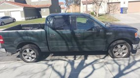 Ford f150 truck in San Clemente, California