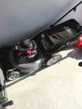 Craftsman lawnmower practically new in Hemet, California