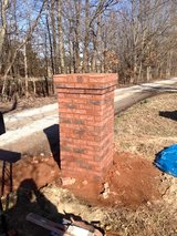 Need any small masonry work done? in Fort Campbell, Kentucky