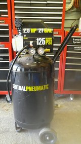large air compressor in Fort Drum, New York
