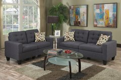 2PC SOFA SET FREE DELIVERY in Huntington Beach, California
