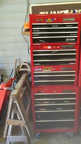 Tower tool chest craftsmen (red) in Fort Drum, New York