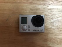 GoPro Hero 3+ Silver in Wright-Patterson AFB, Ohio