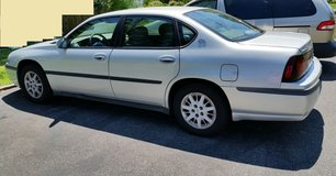 2001 chevy impala in Toms River, New Jersey