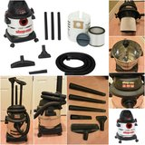 Shop-Vac Stainless 59860 Wet/Dry Canister Vacuum in Fort Leonard Wood, Missouri