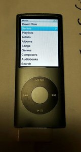 Black iPod - works - older version in Houston, Texas