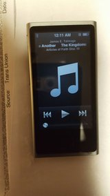 Gray ipod - in good condition (newer version) in Houston, Texas