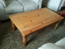 Fontana Broyhill Coffee Table in Clarksville, Tennessee