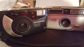 Older cameras in Clarksville, Tennessee
