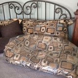 King size comforter set in Houston, Texas