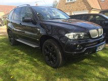 2006 BMW X5 M Sport 4X4 in Lakenheath, UK