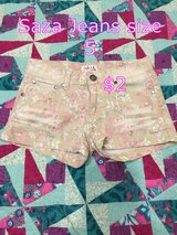 Saza Jean size 5 shorts in Houston, Texas