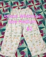 Allison Whitmore size medium sleep pants in Houston, Texas