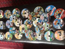 (3)Over 26 Thomas the train/ Thomas and friends DVD in Spangdahlem, Germany