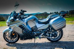 2008 Kawasaki Concours 14--Sports touring motorcycle--TONS of upgrades! in Baumholder, GE