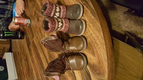 Little girls boots in Ottumwa, Iowa