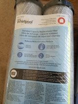 Whirlpool Carbon Standard Capacity Replacement Water Filter. in Alamogordo, New Mexico