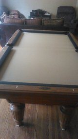 AMF Play Master custom pool table in Fort Leonard Wood, Missouri