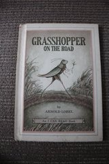 GRASSHOPPER ON THE ROAD in Beaufort, South Carolina