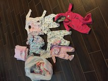 Newborn, 0-3, 3-6, 6-9 months baby girl clothes in Batavia, Illinois