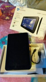 Android Tablet with webcam; 7 inch touch screen 4.2 OS Azpen in Baytown, Texas
