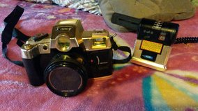 Canon Camera 35mm with optional flash (for portrait photos) in Baytown, Texas