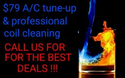 Save on A/C in Travis AFB, California