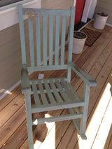 Porch Rocking Chair in Beaufort, South Carolina
