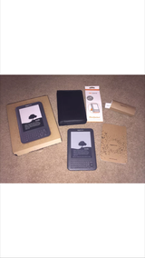 Excellent Amazon Kindle 3rd Generation WiFi 6 inch screen bundle in Nellis AFB, Nevada