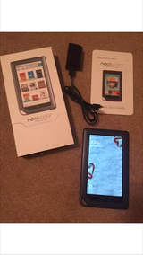 Excellent Barnes & Noble NOOK Color WiFi 7 inch in Nellis AFB, Nevada