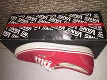 VANS RED in Fort Bliss, Texas