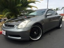2006 Infinit G35 Supercharged Beast in Fort Irwin, California