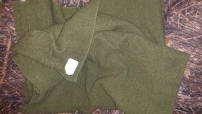 Military wool blanket in Lawton, Oklahoma