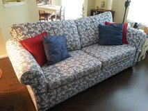 beautiful newer pull-out sofa in Batavia, Illinois