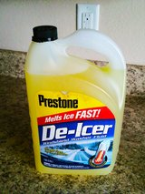 Deice Windshield Washer Fluid in Fort Campbell, Kentucky