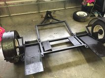 Car dolly in Fort Campbell, Kentucky