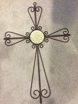 Metal Cross Decor-Large in Conroe, Texas