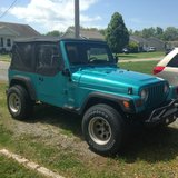 1997 Jeep Wrangler Sport in Fort Campbell, Kentucky