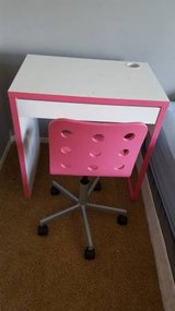 Kids room table and chair set in San Diego, California