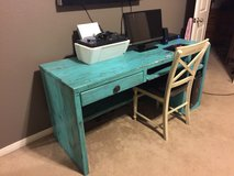 Large desk and chair in Kingwood, Texas