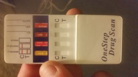 Pee test for multiple narcotics in San Diego, California