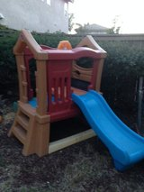 Step 2 outdoor double slide climber in San Diego, California