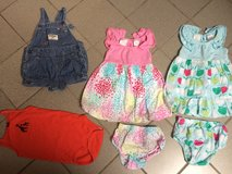 9 month girl clothes in Ramstein, Germany