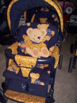 NEW-Twin Stroller in Ramstein, Germany