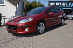 BY OWNER-PEUGEOT-WELL MAINTAINED 407 DIESEL WAGON! ## 44 ## in Ansbach, Germany