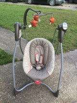 Graco Comfy Cove LX Swing in Virginia Beach, Virginia