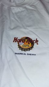 Hard Rock Cafe t-shirt Sharm El Sheikh in Ramstein, Germany